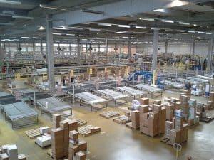מפעל מזון ראשית